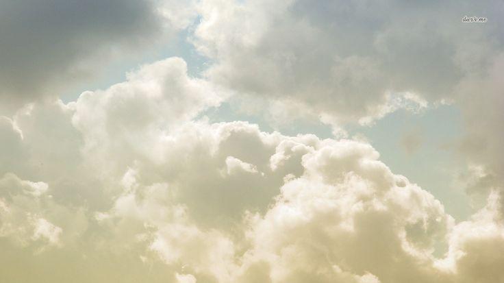 1366x768 hd wallpaper cloud
