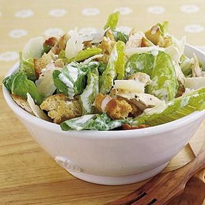 Receta de Ensalada Cesar con Croutons - Ensaladas y verduras - Recetas - Charhadas.com