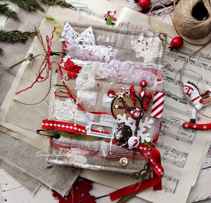 моё вдохновение: Про декабрьский ежедневник...