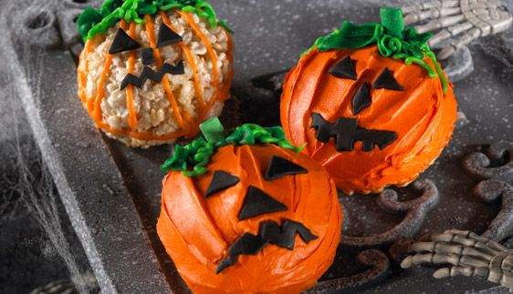 Snack-O-Lantern Treats™