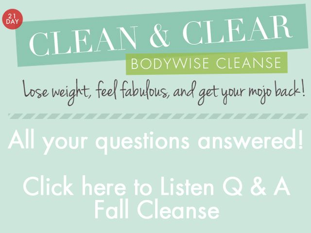 So here's a little chat you can listen to to answer any questions you may have https://soundcloud.com/lisaspencer-2/clean-clear-q-a-fall-2014?utm_source=Newsletter+Optin&utm_campaign=469adf63b2-Stressed%2C+Depressed+Sugar+Obsessed%3F&utm_medium=email&utm_term=0_74615518af-469adf63b2-119956657&mc_cid=469adf63b2&mc_eid=f9e5d6d0ed
