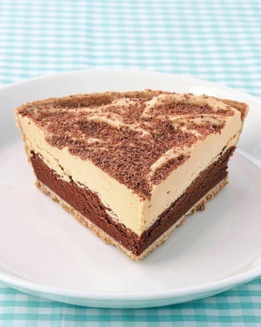 Peanut-Butter Chocolate Pie Recipe