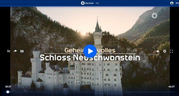 Ard Doku Geheimnisvolles Schloss Neuschwanstein Doku Liebe Schloss Neuschwanstein Neuschwanstein Schloss