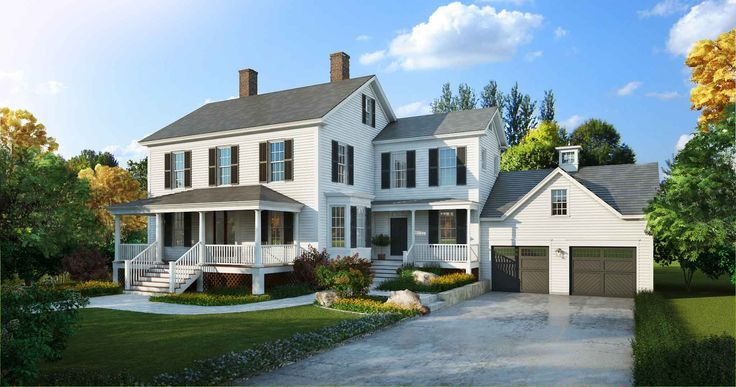 Old House Journal Concept Additions - Adding to historic and traditional homes can be challenge, too often resulting in a mishmash of styles. Old House Journal has developed a virtual program to take you through the process.