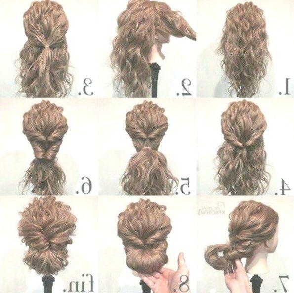 25 Peinados faciles cabello corto