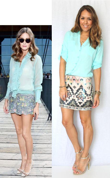 J's Everyday Fashion: Today's Everyday Fashion: Celebrity Inspired
