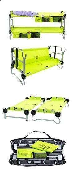 Camping Bed - Ten great bunk beds for kids Learn how you'll be able to get a nice camping tent for your camping needs at http://coolcampinggearhq.com/ #CampingBed