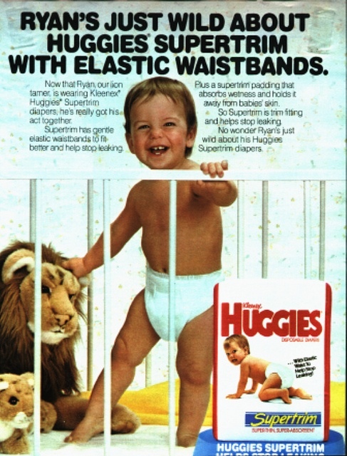 1000 Images About Retro Huggies Ads On Pinterest