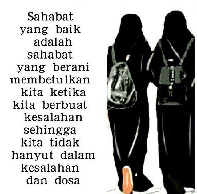 Download Gambar Kata Kata Persahabatan In 2020 Islam Memes Ecards