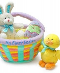 28 best baby rattle toysce baby rattles i like for my little my first easter basket baby gund pretend play with super soft fill and spill baby safe basket developmental toys include bunny that rattles negle Gallery