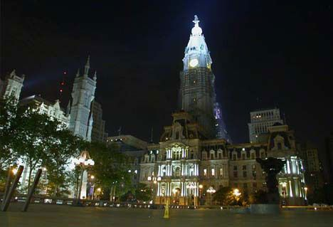 Philadelphia City Hall ... did you know this is the tallest masonry building of the modern world?!