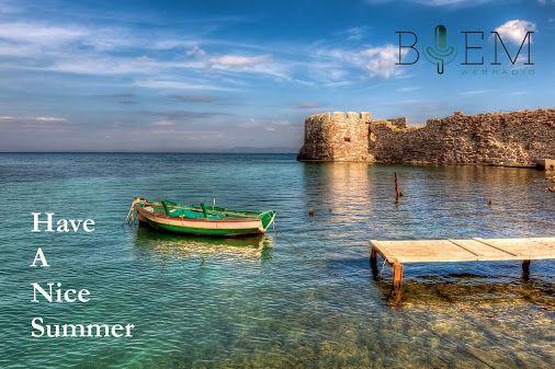 Το www.boemradio.com σας εύχεται Καλό Καλοκαίρι!!! Επίσημο ραντεβού τον Σεπτέμβρη, αν και ποτέ κανείς δεν ξέρει ;)