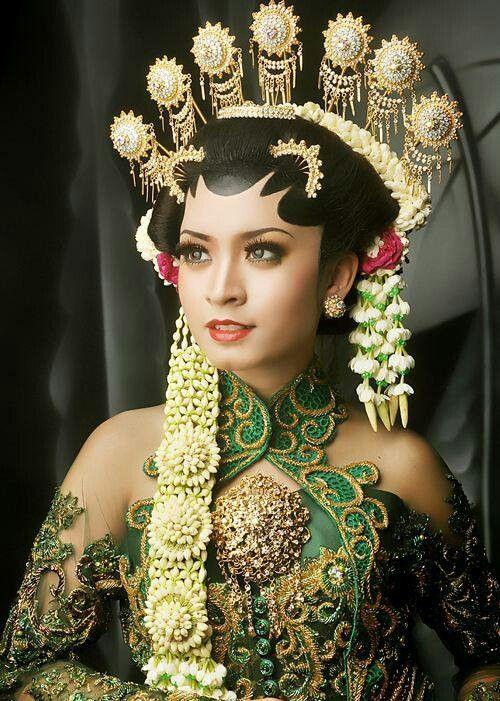 pengantin jawa | INDONESIA - Wedding dress | Pinterest ...