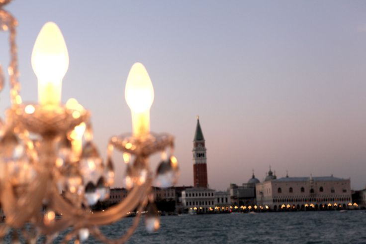 Drylight in Venice, just in front of Piazza San Marco