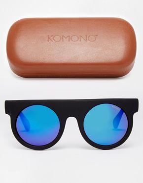 #Komono - Hippolyte - Lunettes de soleil rondes