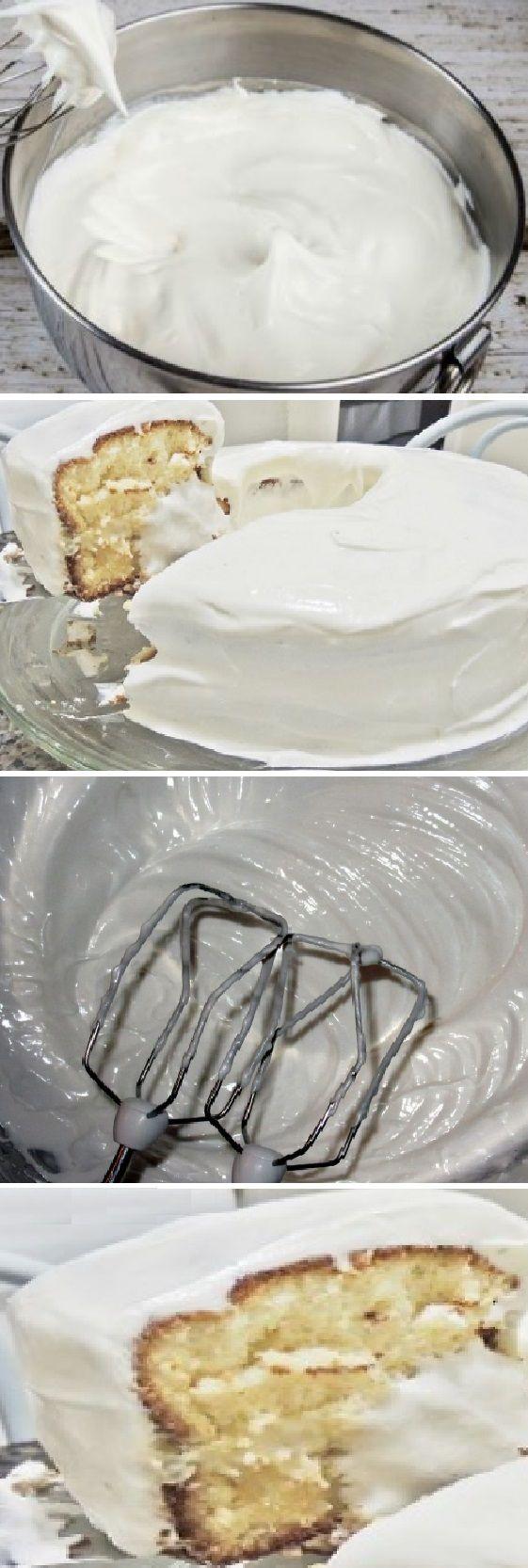 """Como hacer GLASE real para Decoración de Tortas """" SUPER BLANCO""""  #cremas #rellenos #glase #glasa #glaseado #glasereal #crema #cobertura #comohacer #receta #recipe #casero #torta #tartas #pastel #nestlecocina #bizcocho #bizcochuelo #tasty #cocina #chocolate   Si te gusta dinos HOLA y dale a Me Gusta MIREN…"""
