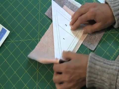 Fons & Porter: Sew Easy, Paper Foundation Piecing