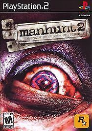 Manhunt 2 (Sony PlayStation 2, 2007) PS2 Complete - Free Shipping!