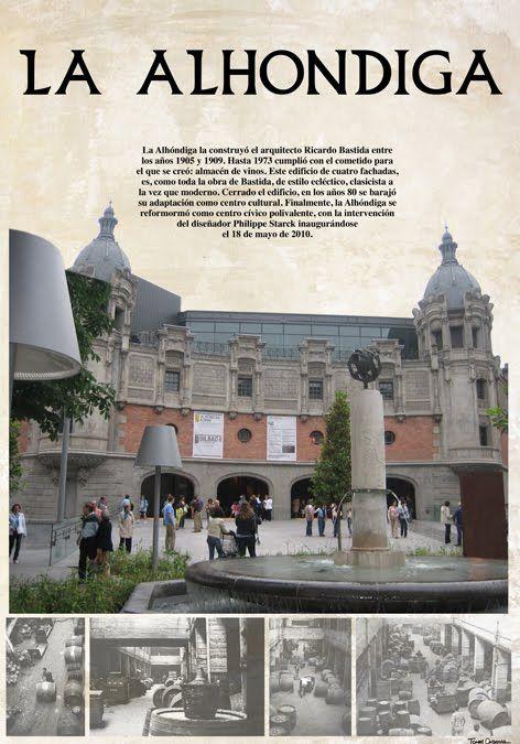 Bizkaia, Bilbao, La Alhondiga