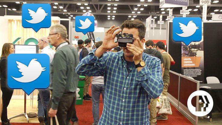 Een nieuwe gadget om te zien wat mensen tweeten op het moment, met een knipoog! http://www.clipforce.nl/ #inspiratie  #videomarketing #viral #videocontent #videoproductie #marketing #webvideo #onlinevideo #vimeo #youtube #reclame #advertentie #SWSX #twitter