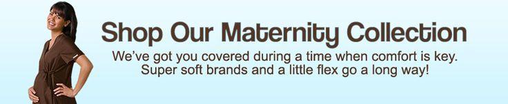 Maternity Scrubs
