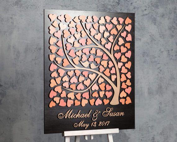 Matrimonio Guest Book alternativa matrimonio ospiti libro