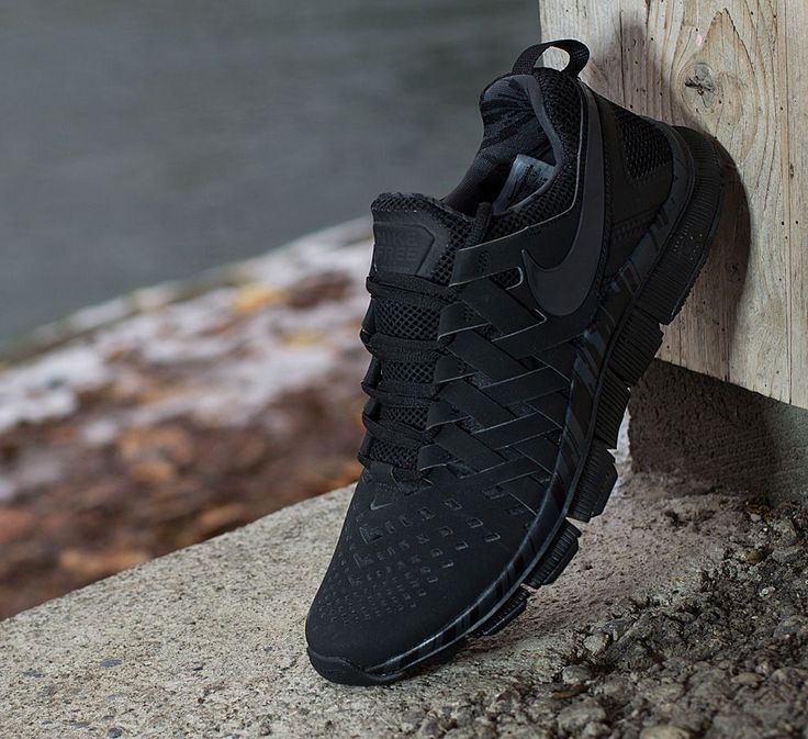 Nike Free Trainer 5.0 | Black & Anthracite