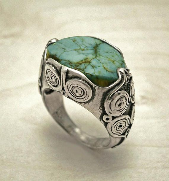 Sterling silver ring,ethnic silver ring,antique ring,vintage ring,boho silver ring,tribal silver ring,turquoise silver ring,bohemian jewelry