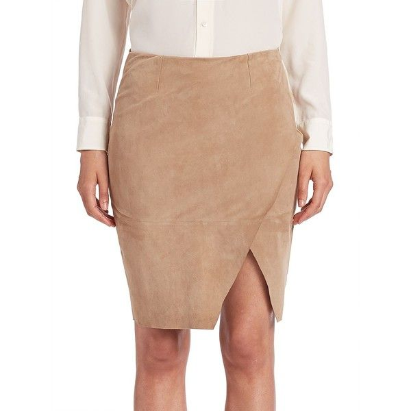 17 best ideas about Tan Leather Skirt on Pinterest | Leather skirt ...