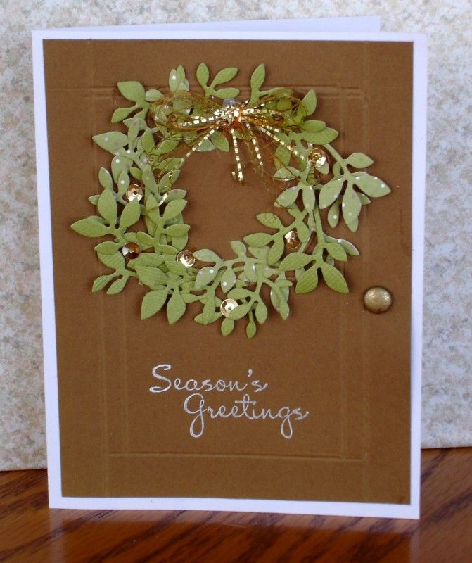 SU More merry messages - Homemade Cards, Rubber Stamp Art, & Paper Crafts - Splitcoaststampers.com