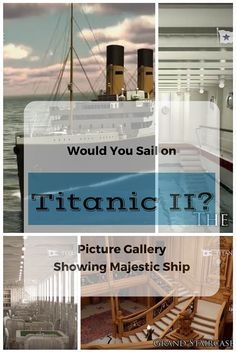 Check out pictures of Titanic 2.  Would you sail on this ship?  http://cruisefever.net/0102-would-you-take-a-cruise-on-titanic-ii-in-2018/