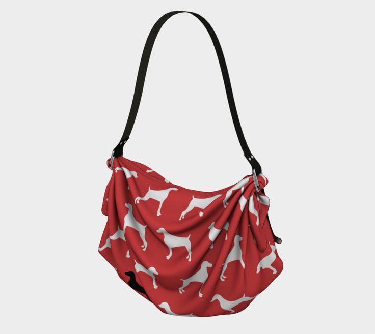 """Origami+Tote+""""ODE+TO+DEE""""+by+BLU+WEIM+DESIGNS"""