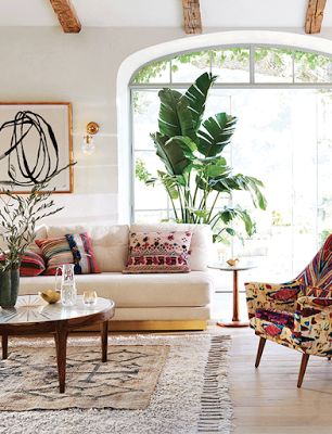 Elegant Bohemian Home Decor, Interior Decorating, And The Boho Lifestyle At  Anthropologie, Free People, Urban Outfitters. Part 32