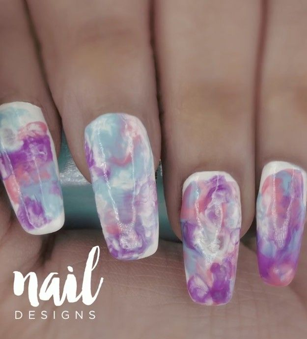 How To Make Nail Art Designs Videos | Hession Hairdressing