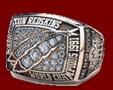 Super Bowl XXVI Ring