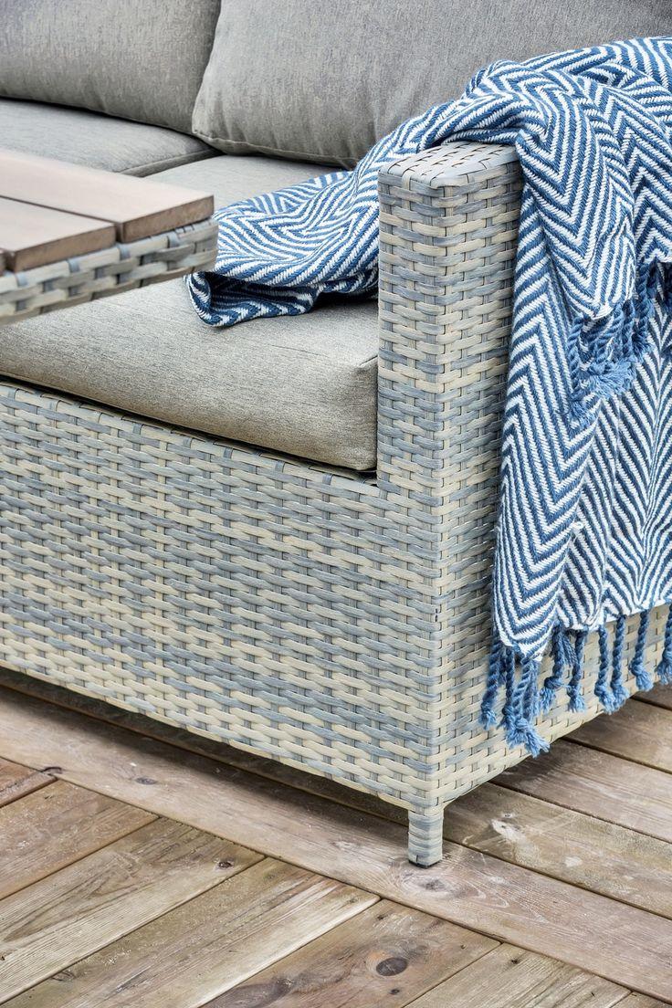 Terrassetrend: Utemøblene skal være flerfunksjonelle - Byggmakker+