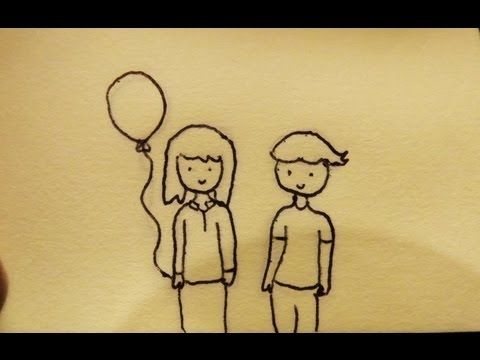 how to make stop motion animation with drawings