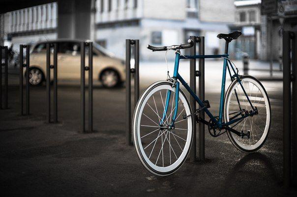 Modern bike | minimalism
