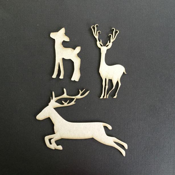 deer set