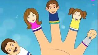 Video 1'06 - Finger family song - https://www.youtube.com/watch?v=mjFcrv6Lfx8