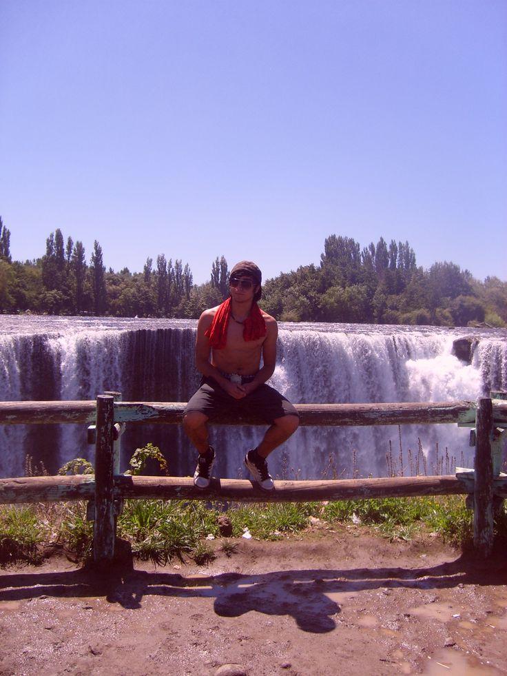 Recuerdos Salto del Laja, Chile