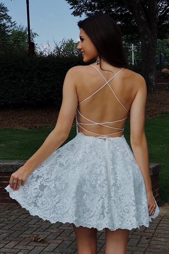 Best Homecoming Dresses In Seattle Backless Homecoming Dresses Lace Homecoming Dresses Prom Dresses Short