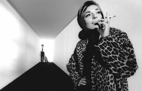 Well, Hello Mrs.Robinson.I love this still from The graduate and other film stills from that movie.