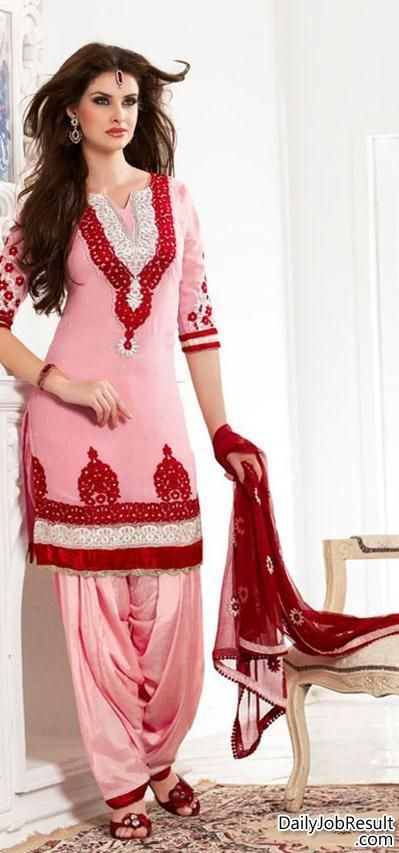 Latest-Fashion-of-Designer-Punjabi-Dresses-Patiala-Salwar-Kameez-Suits-for-Women@stylesgap-7