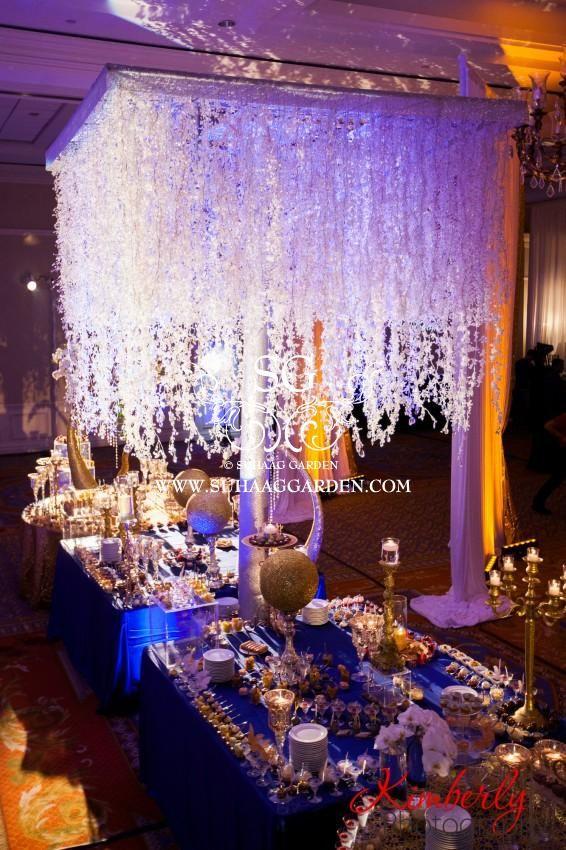 Suhaag Garden Indian Wedding Decorator Desert Lounge