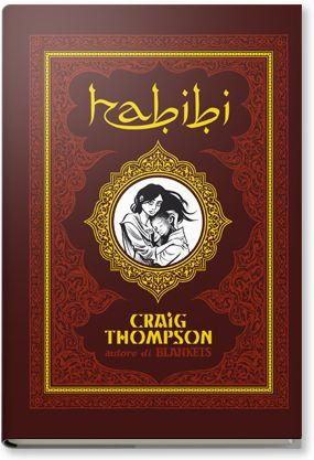 HABIBI, di Craig Thompson ed. Rizzoli Lizard