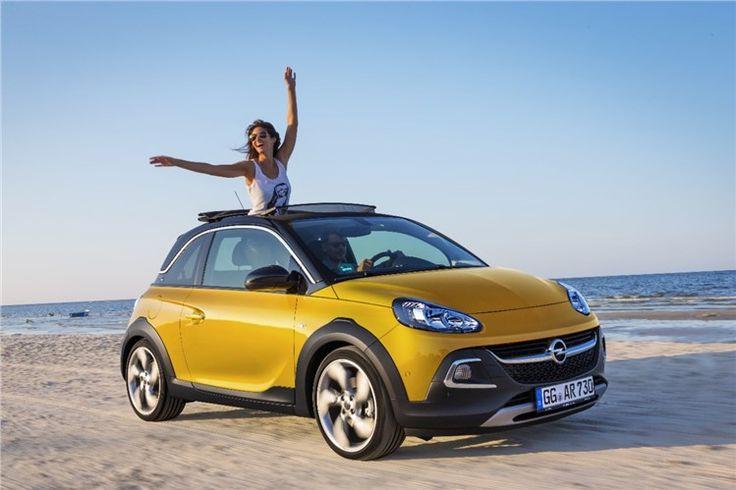 Motor 1.0 Turbo de nova geração estreia no Opel ADAM ROCKS
