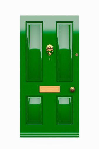 Choose Your Best Feng Shui Front Door Color: Part I