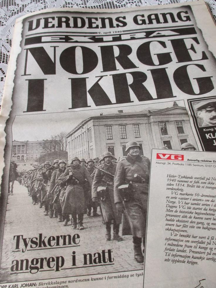 VG 9. april 1940