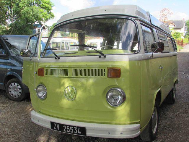 Vintage VW Campervan Sales